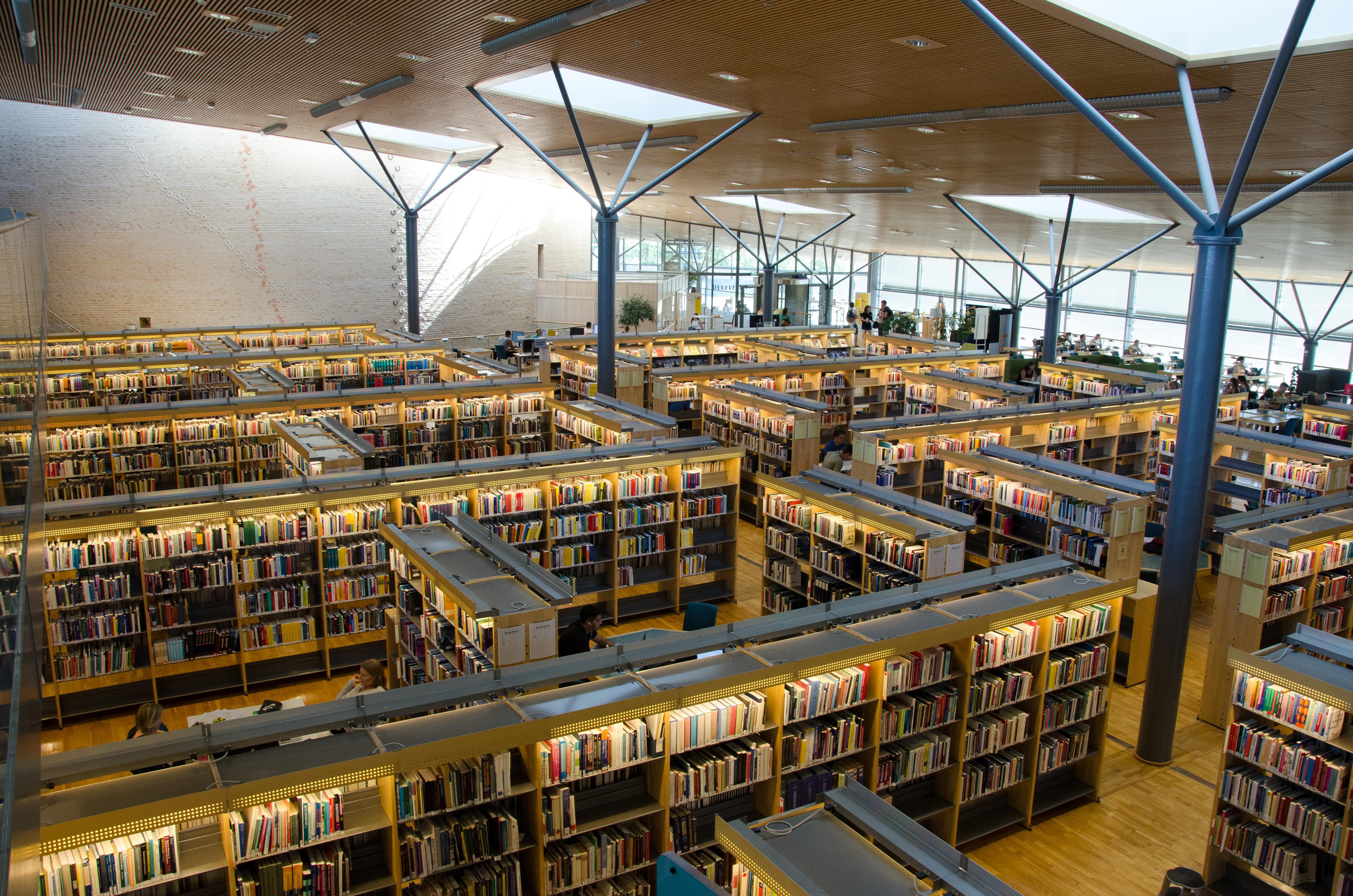 KAU bibliotek