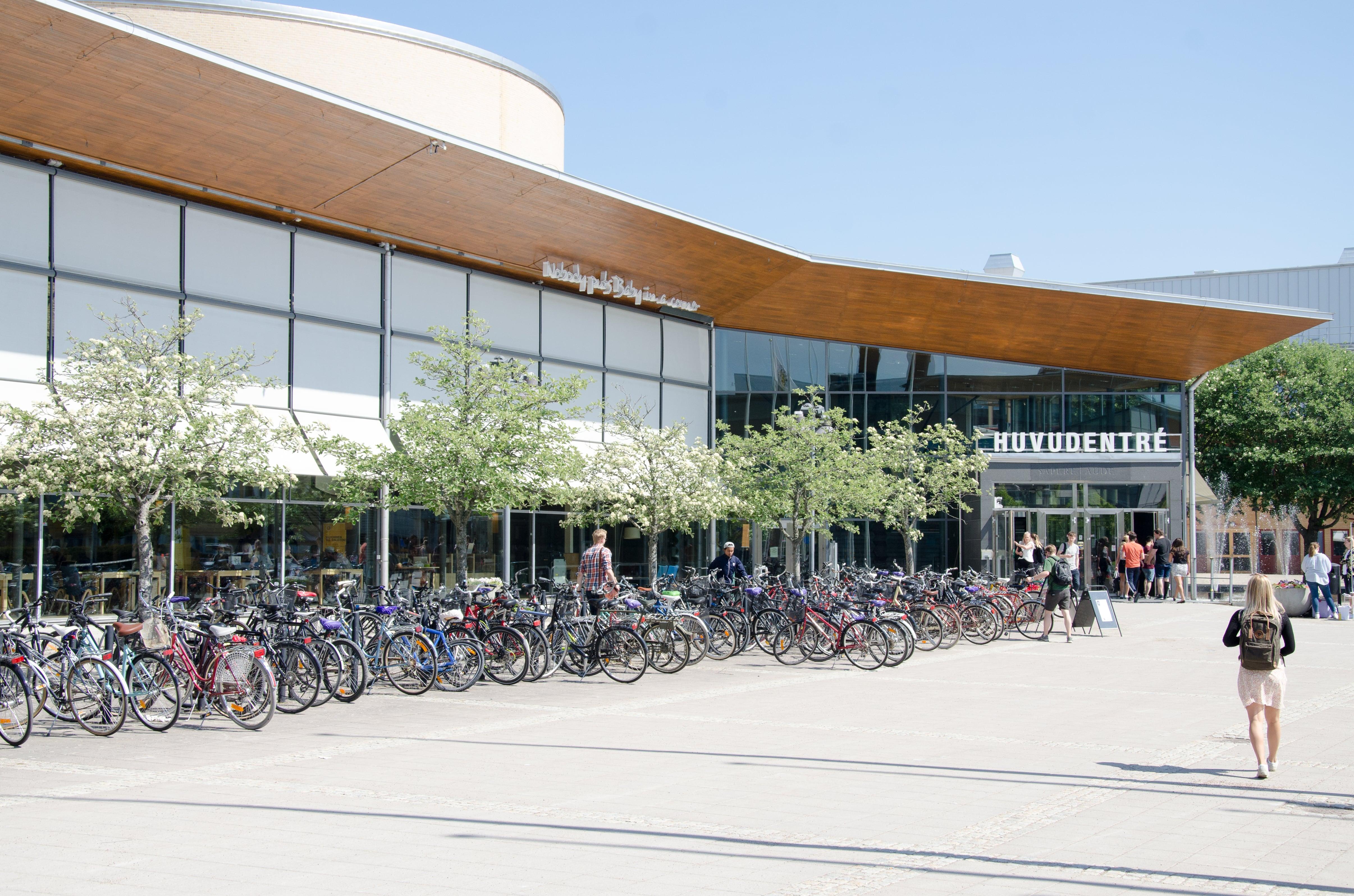 Karlstad universitet välkomscenter